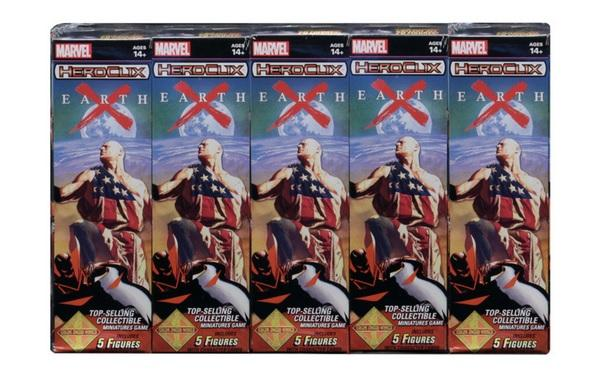 Marvel HeroClix: Earth X Booster Pack (1)