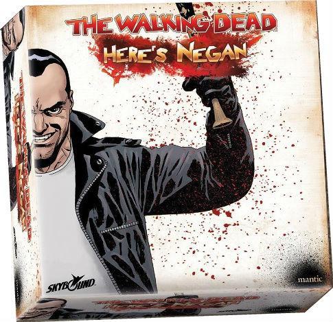 The Walking Dead: Here's Negan Box Set