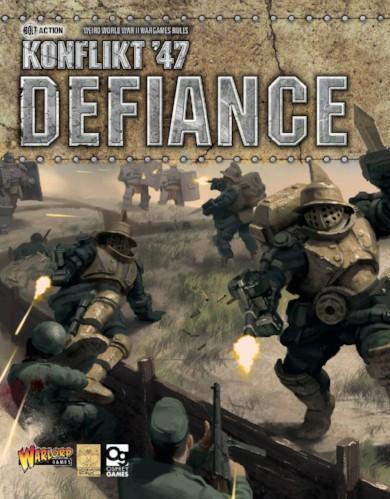 Bolt Action (Konflikt '47) Defiance Supplement