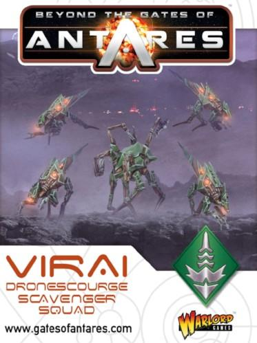 Beyond The Gates Of Antares: Virai Dronescourge Scavenger Squad (5)