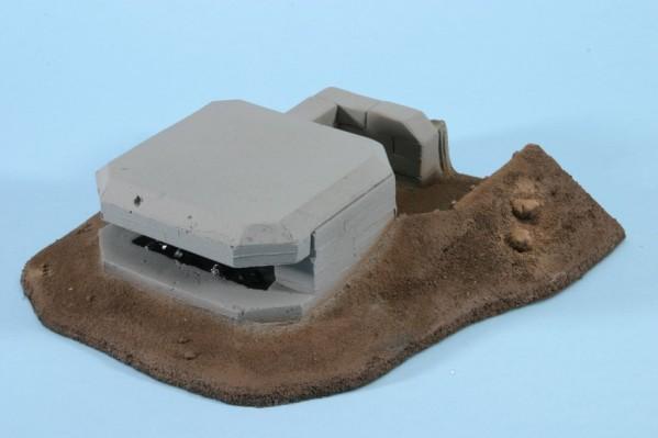 28mm Terrain: Bunker 13