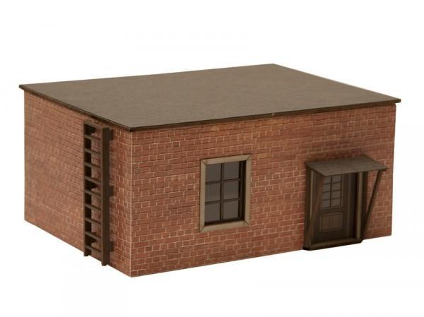 28mm Terrain: (Laser-cut Kit) Workshop Hall