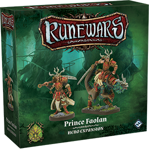 RuneWars: Prince Faolan Hero Expansion