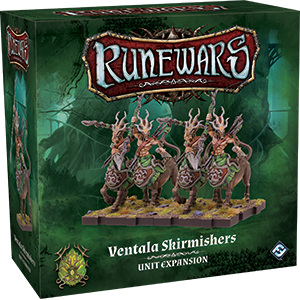 RuneWars: Ventala Skirmishers Unit Expansion