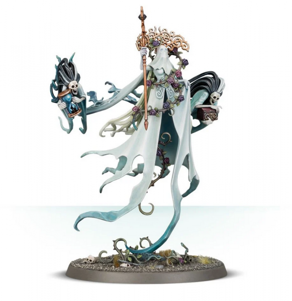 Age of Sigmar: Nighthaunt Lady Olynder