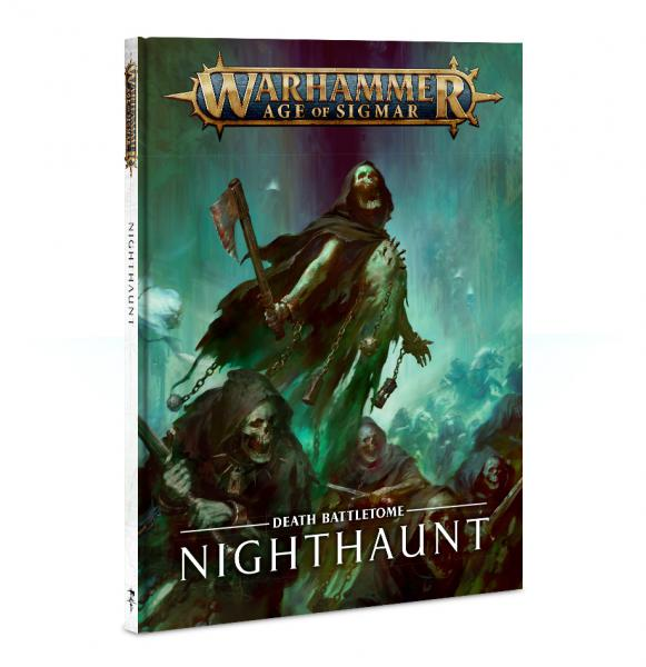Age of Sigmar: Nighthaunt Battletome (HC)
