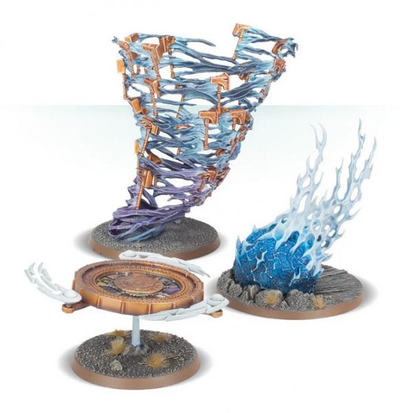 Age of Sigmar: Endless Spells - Stormcast Eternals