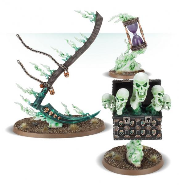 Age of Sigmar: Endless Spells - Nighthaunt