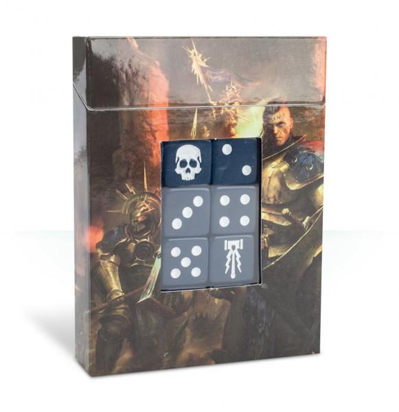 Age of Sigmar: Stormcast Eternals Dice Set