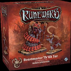 RuneWars: Beastmaster Th'Uk Tar Hero Expansion