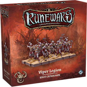 RuneWars: Viper Legion Unit Expansion