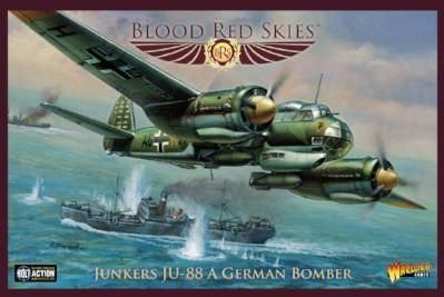 Blood Red Skies: Junkers JU88 A German Bomber