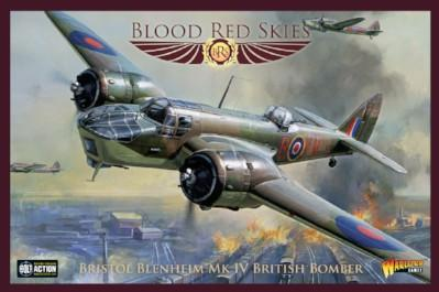 Blood Red Skies: Bristol Blenheim Mk IV