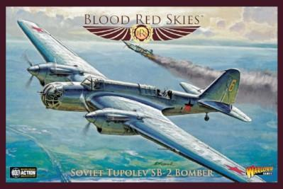 Blood Red Skies: Tupolev ANT-40 (SB-2) Bomber