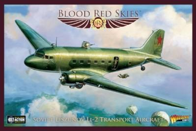 Blood Red Skies: Liszunov Li-2