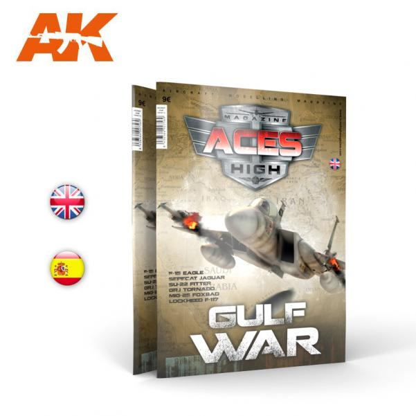 AK-Interactive: Aces High Magazine Issue 13 The Gulf War