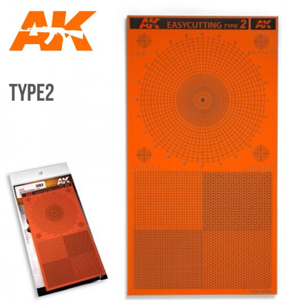 AK-Interactive: (Accessory) Easycutting Board (Type 2)