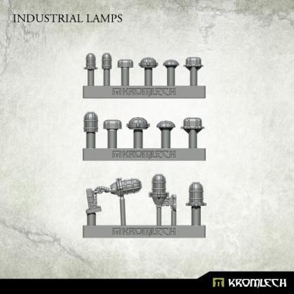 Kromlech Conversion Bitz: Industrial Lamps (14)
