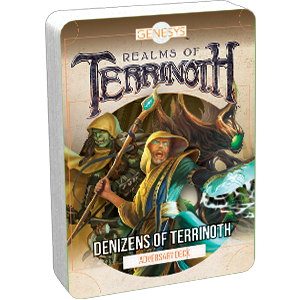 Genesys RPG: Denizens of Terrinoth