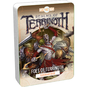 Genesys RPG: Foes of Terrinoth