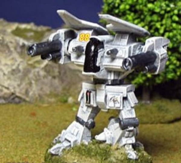 BattleTech Miniatures: (Project Phoenix) Rifleman