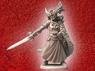 The Red Book of the Elf King: Alloysian of Vasterlant