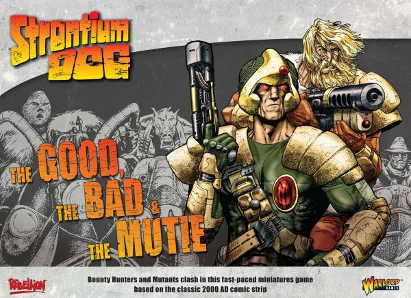 Strontium Dog: The Good, The Bad and the Mutie' Starter Game