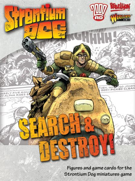 Strontium Dog: Search & Destroy! Box Set
