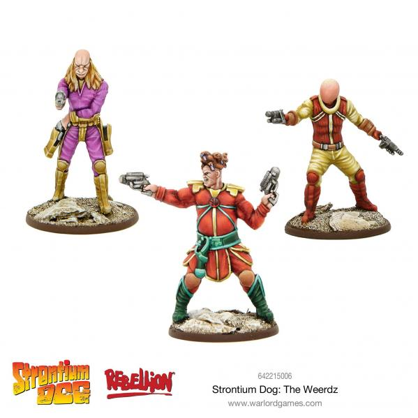 Strontium Dog: The Weerds