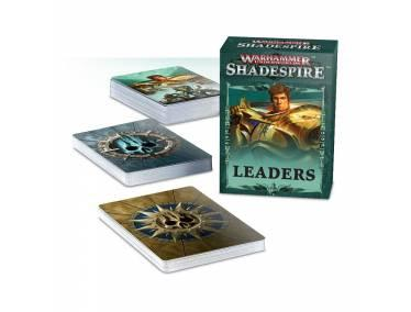 Warhammer Underworlds: Shadespire Leader Cards