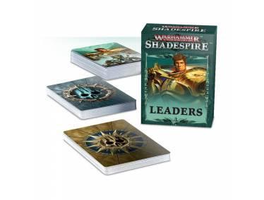 Warhammer Underworlds: Shadespire Leader Cards