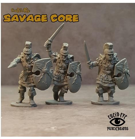 28mm Fantasy: Atlantean Bods 2