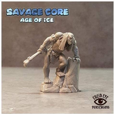 28mm Fantasy: Corelock Boss Gog Maggolat the Maw