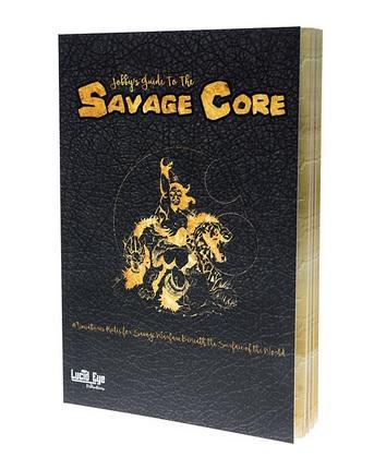 Savage Core: Rulebook