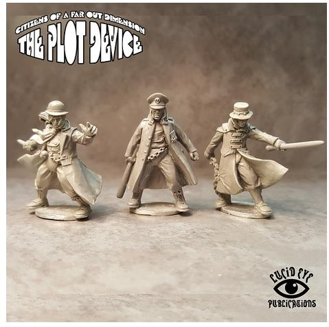 28mm Fantasy: The Ultrateens 1