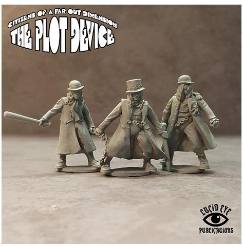 28mm Fantasy: The Ultrateens 2
