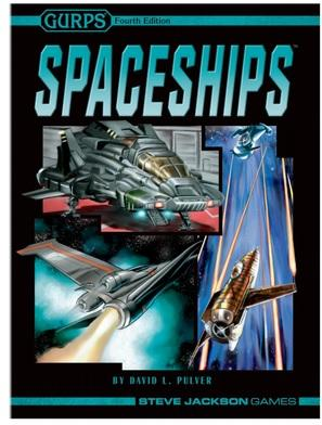 GURPS 4th Edition: Spaceships