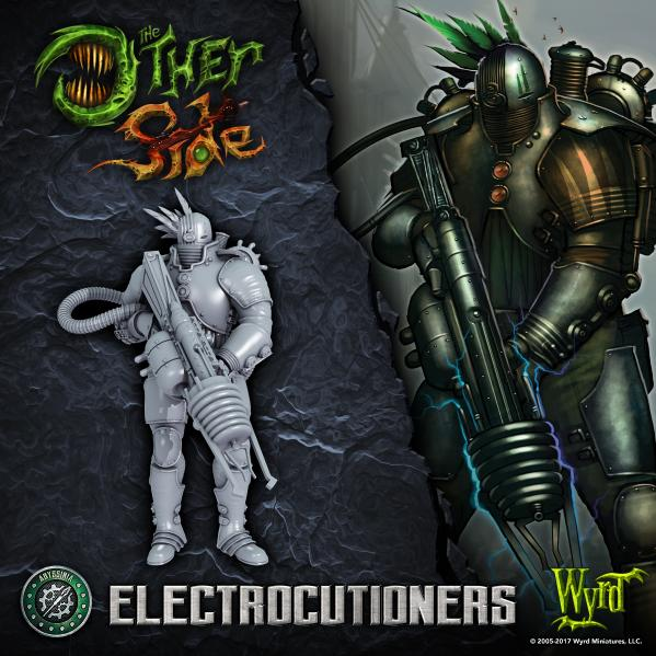 The Other Side (Abyssinian Empire): Electrocutioners