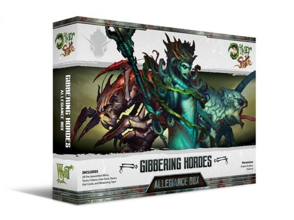 The Other Side (Gibbering Hordes): Gibbering Hordes Allegiance Box - Storm Siren