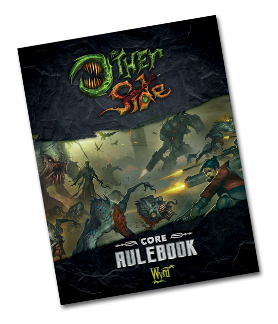 The Other Side: Core Rulebook
