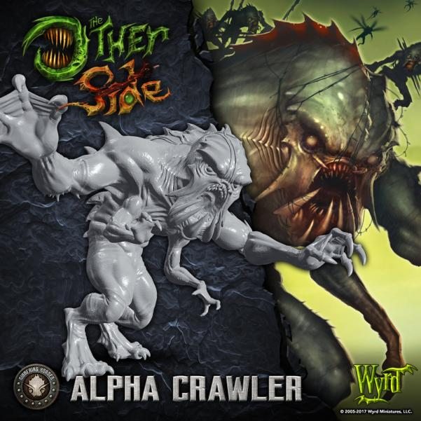 The Other Side (Gibbering Hordes): Alpha Crawler