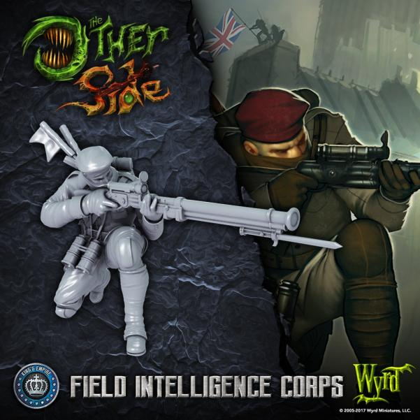 The Other Side (King's Empire): Field Intelligence Corps