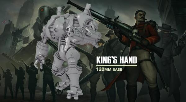 The Other Side (King's Empire): King's Hand
