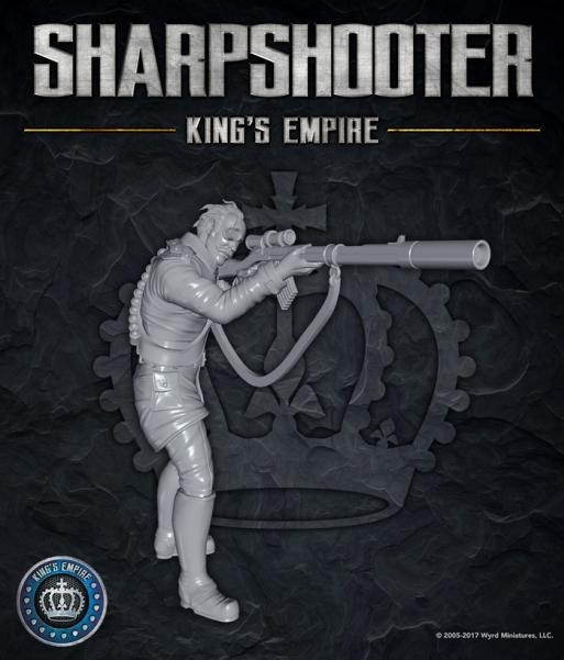 The Other Side (King's Empire): Sharpshooter