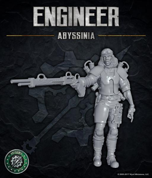 The Other Side (Abyssinian Empire): Engineer