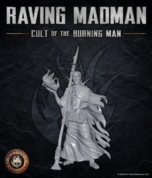 The Other Side (Cult of the Burning Man): Raving Madman