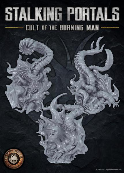 The Other Side (Cult of the Burning Man): Stalking Portals
