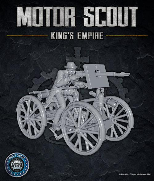The Other Side (King's Empire): Motor Scout