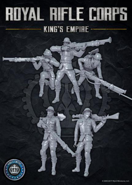 The Other Side (King's Empire): Royal Rifle Corps