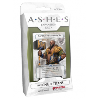 Ashes: The King of Titans Expansion